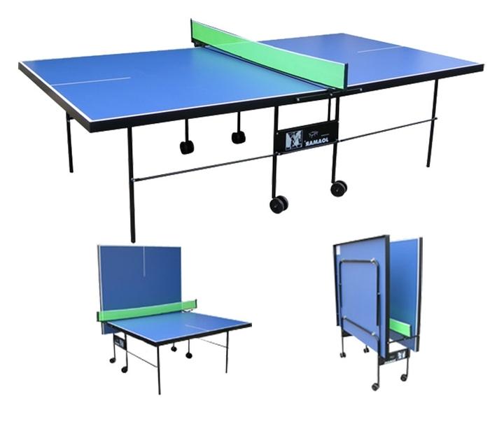 vida jardin mesa de ping pong plegable